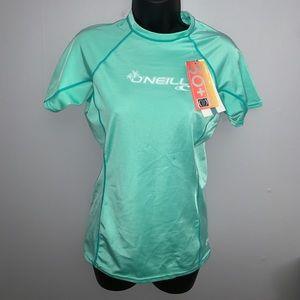 O'Neill spf rash guard shirt
